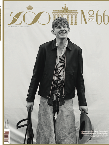 Zoo magazine no,66 cover
