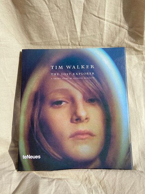 THE LOST EXPLORER/TIM WALKER