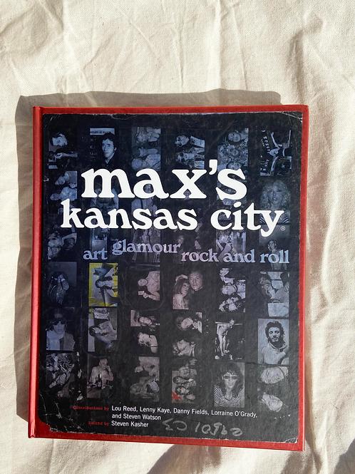 max's kansas city/Steven Kasher