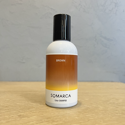 SOMARCA COLOUR SHAMPOO 150ml  /BROWN