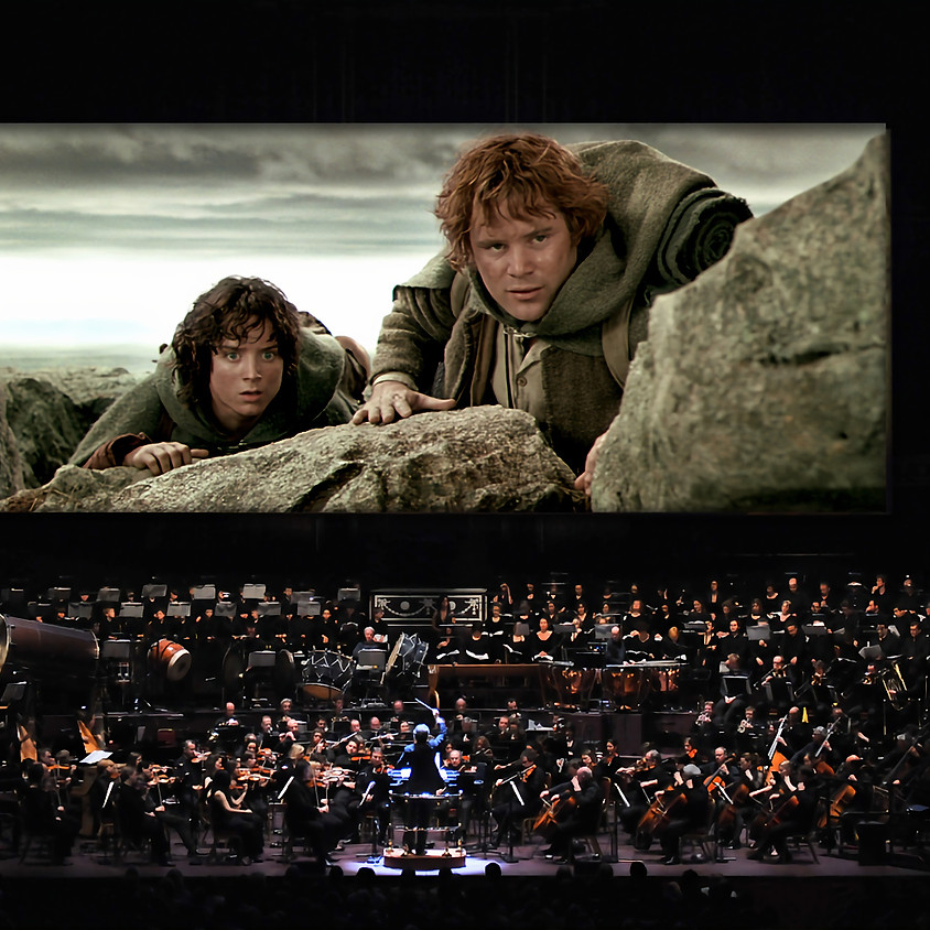 LORD OF THE RINGS THE TWO TOWERS – In Concert –