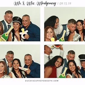 Mr. & Mrs. Montgomery