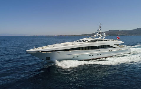 Luxury Heesen superyacht for Charter Greece   WYB