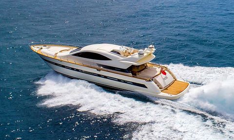 LUDI Yacht for Charter | WYB