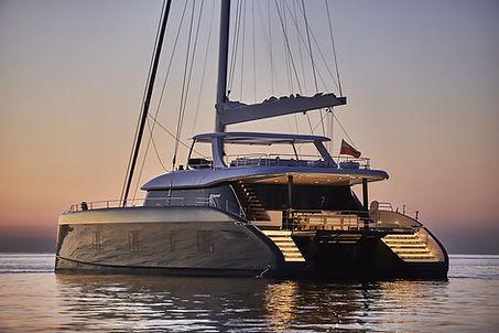 Sunreef Above Catamaran for Charter | WYB