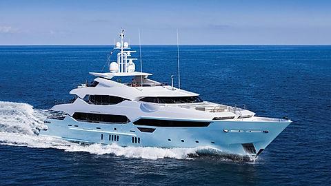 Superyacht Arados for Charter