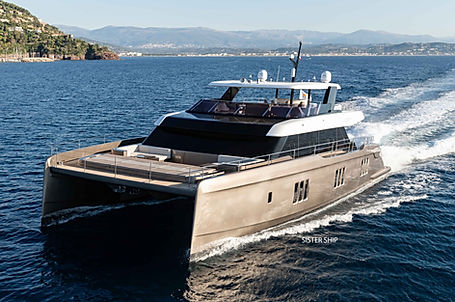 Sunreef Otoctone for Charter