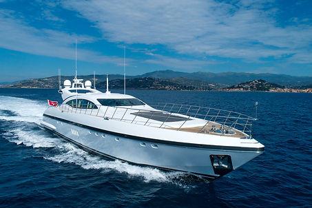 Mangusta 108 for Charter | WYB