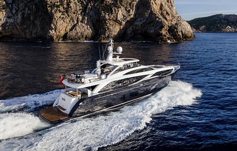 Luxury Princess Yacht for Charter | WYB
