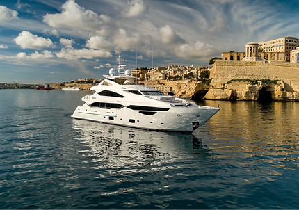 ANYA Sunseeker Yacht for Charter | WYB