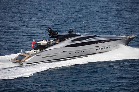Silver Wave Yacht for Charter