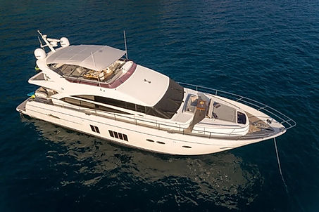 Princess Yacht for Charter in Croatia