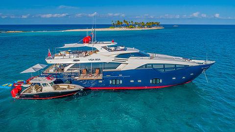 Vida Boa Yacht for Charter | WYB