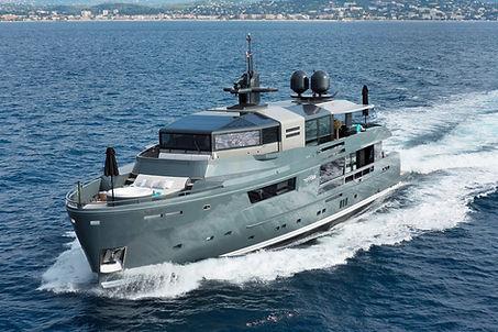 Arcadia Yacht for Charter   WYB
