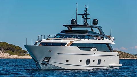 NOOR II Luxury Yacht for Charter Adriatic