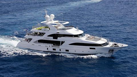 Edesia Yacht for Charter Porto Cervo | WYB