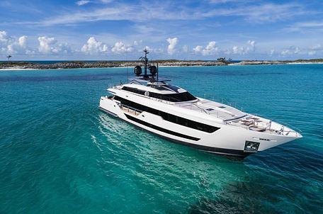 Vista Blue Luxury Yacht for Charter | WYB