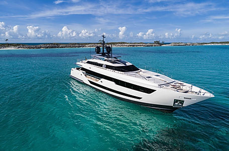 Vista Blue Luxury Yacht for Charter