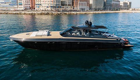 ITAMA Blue Mamba Yacht for Charter Amalfi
