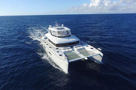 Lagoon 630 for Charter   WYB