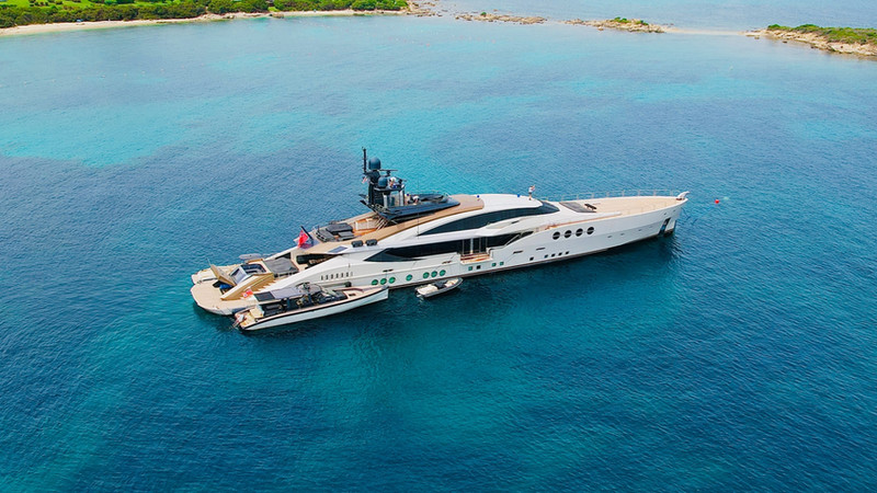 Wide Variety of Yachts