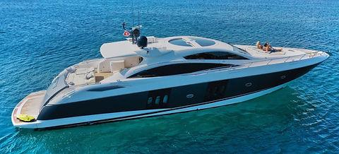Sunseeker Yacht for Charter Porto Cervo | WYB