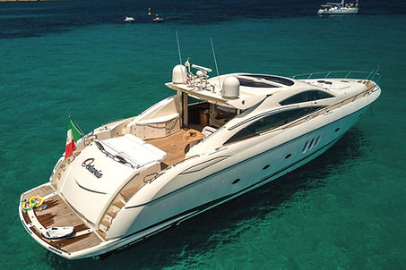 Sunseeker 82 | Yacht for Charter Porto Cervo | WYB