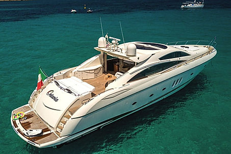 Sunseeker Yacht for Charter Porto Cervo