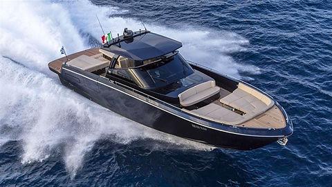 Continental 50 for Charter Porto Cervo | WYB