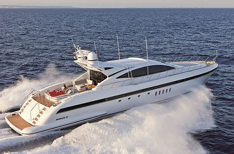 Mangusta Yacht for Charter and Sale | WYB