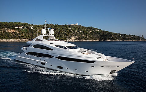 Luxury Yacht Sunseeker for Charter and Sale