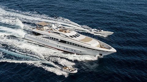 Heesen Her Destiny for Charter and Sale | WYB