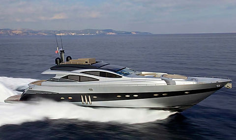 Solaris Pershing 90 Yacht for Charter Greece