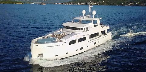 Serenitas Yacht for Charter