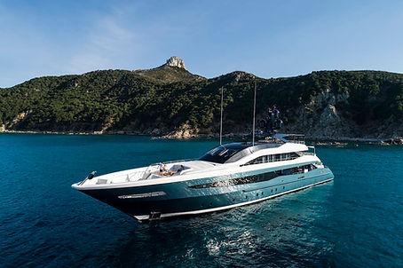 Heesen Superyacht for Charter Porto Cervo | WYB
