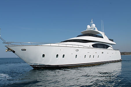 Luxury Yacht 888 for Charter
