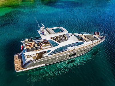 KARAT II Yacht for Charter | Azimut 66