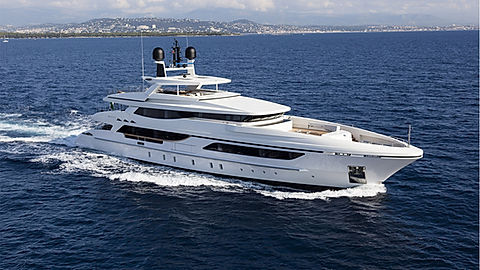 Baglietto Mr. T Luxury Yacht for Charter