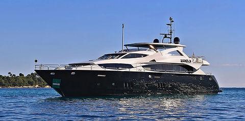 EMOJI Sunseeker Yacht for Charter Porto Cervo   WYB
