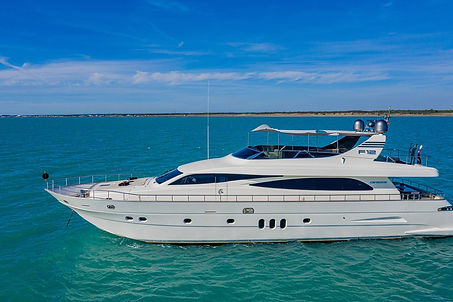 Canados Yacht for Charter   WYB