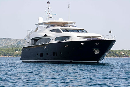 Sunseeker Cassiopea for Charter
