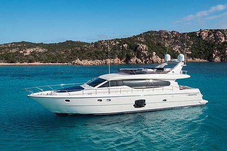 Ferretti Yacht for Charter Costa Smeralda | WYB