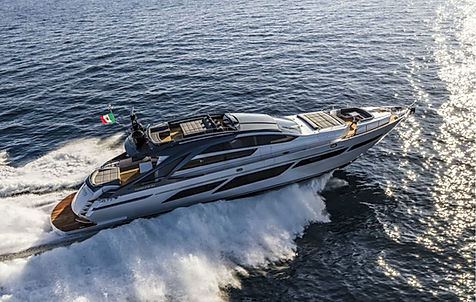 Pershing 9X for Charter