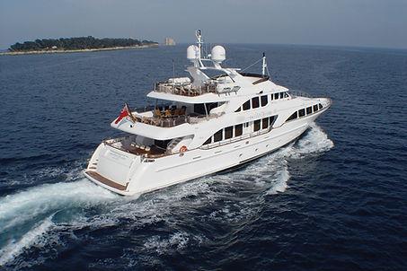 Benetti Aura Yacht for Charter | WYB