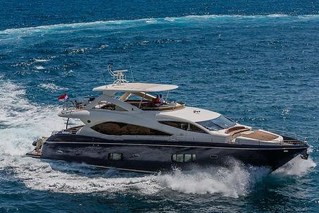 Sunseeker Yacht for Charter  Croatia | WYB