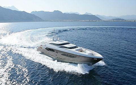 Luxury Yacht Namaste 8 for Charter