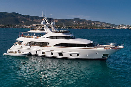 Benetti Yacht for Charter