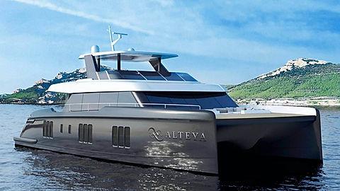 New Sunreef ALTEYA for Charter   WYB