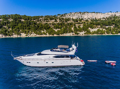 Yacht for Charter Croatia | WYB