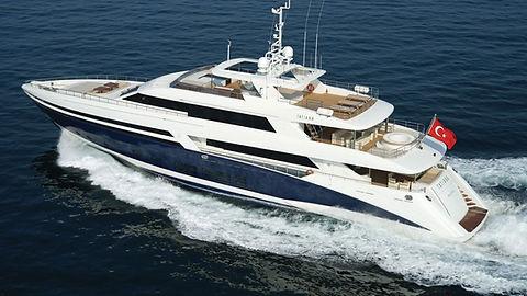 Tatiana Luxury Yacht for Charter | WYB